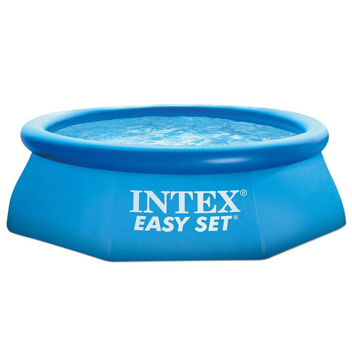 Piscine autoport e easy set intex 2 44 x 0 76 m for Piscine intex 244 avec filtre