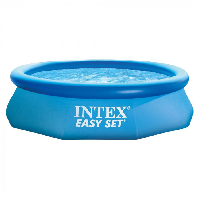 Piscine autoport e intex easy set x avec purateur - Piscine autoportee 3 66 ...