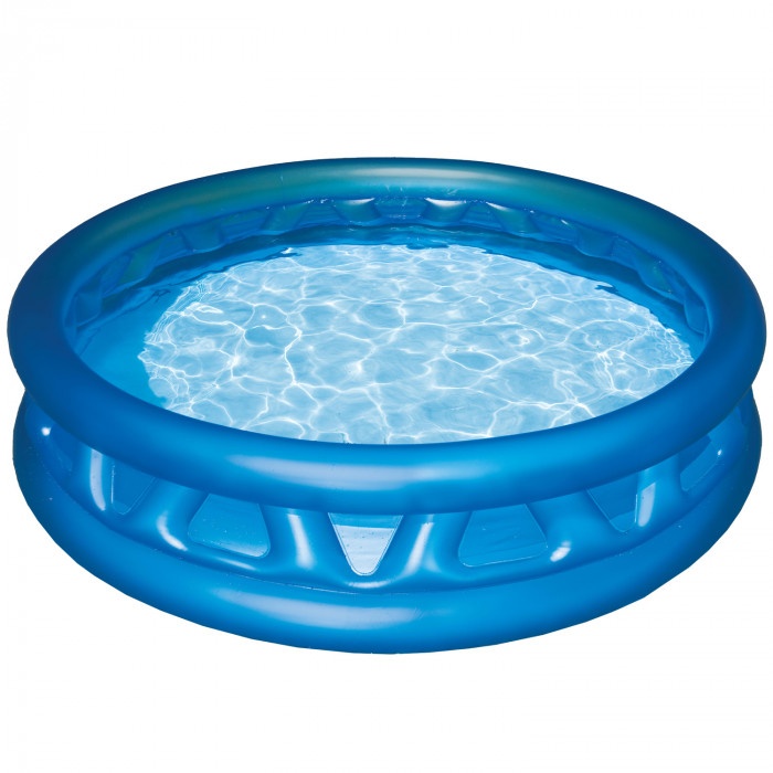 Piscine gonflable intex soft side pool for Piscine gonflable rectangulaire