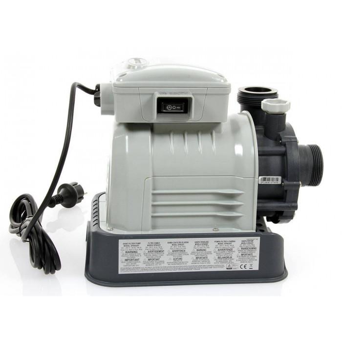 pompe 190w pour filtre sable intex 4m3 h