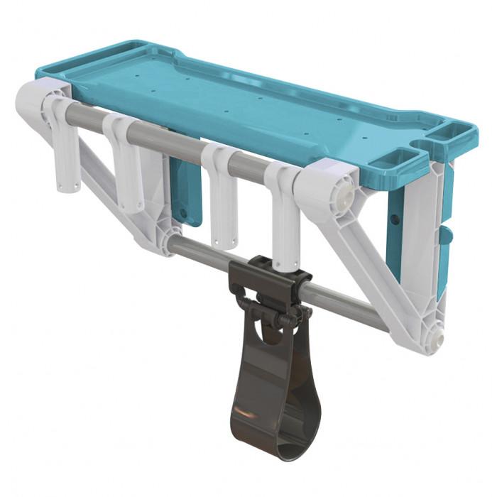 Kit complet 6 accessoires de nettoyage bayrol for Porte de piscine