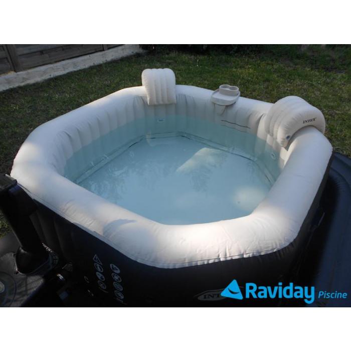 appui tete pour spa gonflable purespa intex 3 50 pour 4 achet s. Black Bedroom Furniture Sets. Home Design Ideas