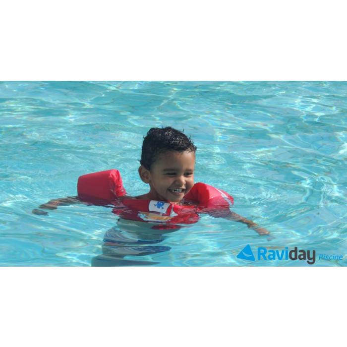 Brassi res puddle jumper sevylor for Sevylor piscine
