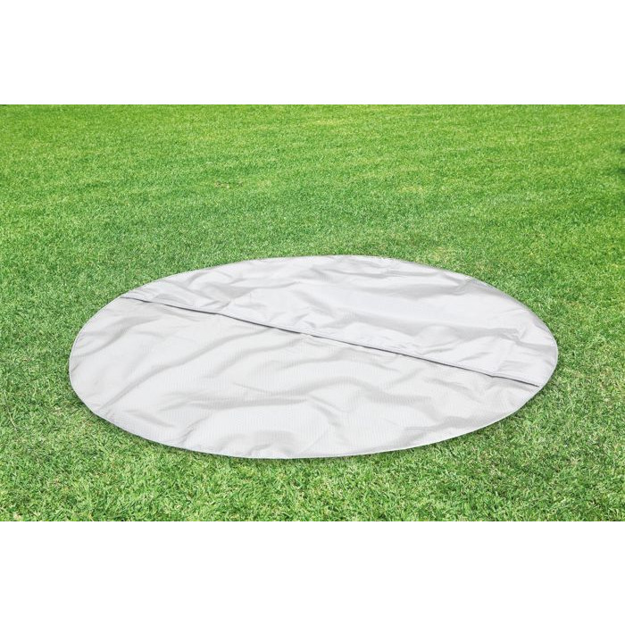 Spa gonflable intex pure spa bulles 4 places version 2018 for Tapis de sol sous piscine hors sol