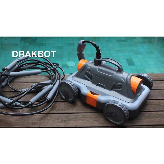 72a6ecfcbeaf1 Robot de piscine Kokido Drakbot