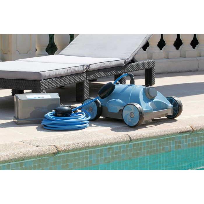 robot nettoyeur fond de piscine ubbink robotclean 2. Black Bedroom Furniture Sets. Home Design Ideas