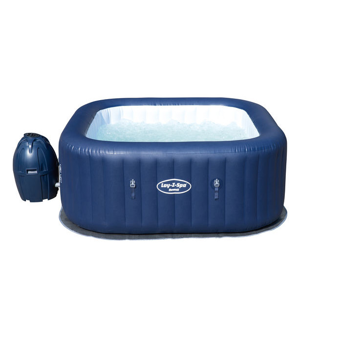 spa gonflable bestway hawaii air jet 4 6 places achat sur raviday piscine. Black Bedroom Furniture Sets. Home Design Ideas