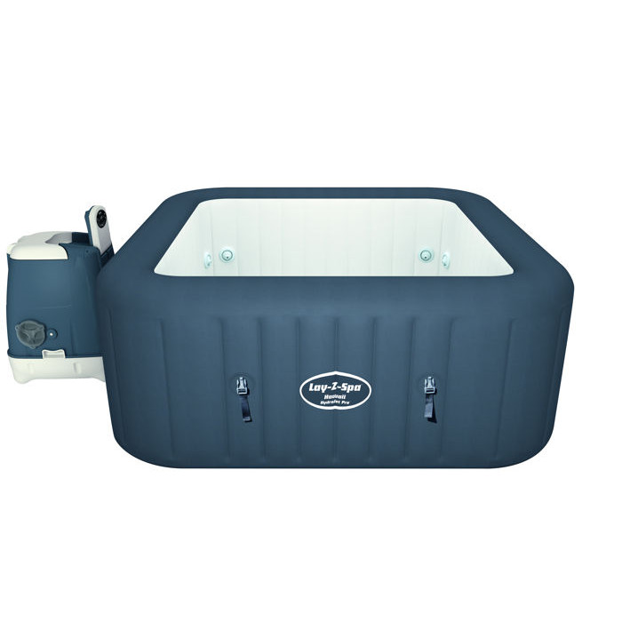 Spa gonflable bestway hawaii hydrojet pro 4 6 places - Dimension spa 6 places ...