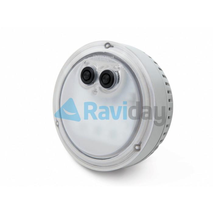 Spot lumineux sur Spa gonflable Intex Pure Spa Plus 358e8590929d