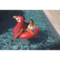 Perroquet gonflable pour piscine Kerlis