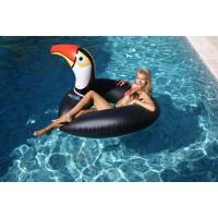 Toucan gonflable pour piscine Kerlis