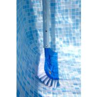 Balai de forme arrondie pour piscine 41 cm Kerlis