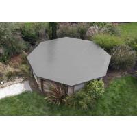 Couverture d'hiver pour piscine en bois BWT myPOOL - PROCOPI - Pool'n Box et Weva