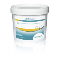 Granulés pH Minus 6kg Bayrol