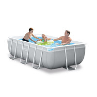 Piscine tubulaire rectangulaire Intex Prism Frame 3 x 1,75 x 0,8 m