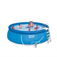 Piscine autoportée Easy Set Intex 4.57 x 1.22 m