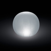 Boule flottante lumineuse à Led Intex