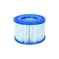 12 Cartouches de filtration pour spa Bestway Lay-Z-Spa Type VI