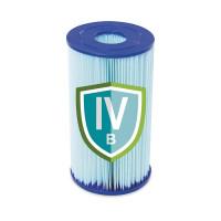 Cartouche de filtration anti-microbienne Type IV Bestway