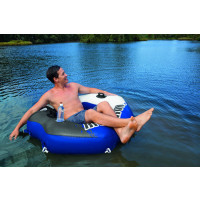Fauteuil gonflable de piscine Intex River run