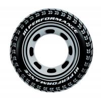 Bouée géante pneu Intex