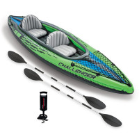Kayak gonflable 2 personnes Intex Challenger K2
