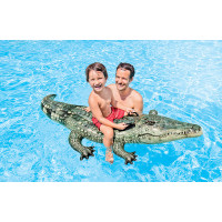 Alligator gonflable Intex