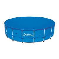 Bâche à bulles ronde ou ovale pour piscine Bestway