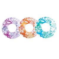 Bouée gonflable géante Intex Aloha à Fleurs