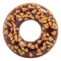 Bouée gonflable Intex Donut Chocolat