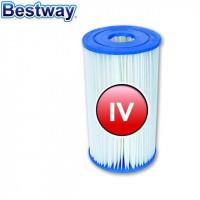Cartouche de fitration Bestway Type IV