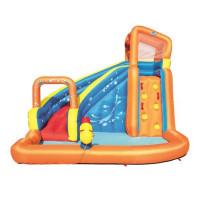 Aire de jeux château Bestway Turbo Splash H2o Go