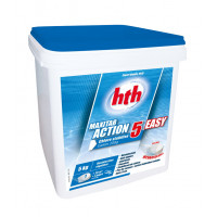 Chlore stabilisé multifonction Maxitab 200g Action 5 EASY HTH