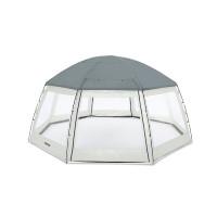 Dôme de protection pour piscine hors sol ronde Bestway