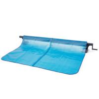 Enrouleur de bâche pour piscine hors-sol Intex