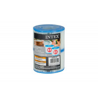 Lot de 2 Filtres pour Spa INTEX S1