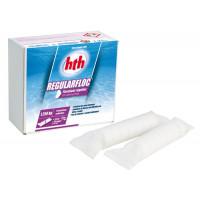 HTH Regularfloc - Floculant régulier en cartouches 125g