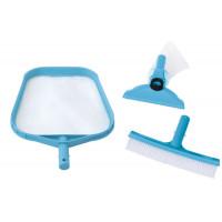 Kit d'accessoires de base Intex pour entretien de piscine