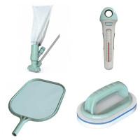 Kit d'accessoires de nettoyage pour Pistoche et Tropic Junior
