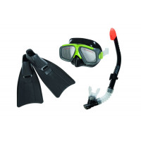 Kit de plongée Intex Surf Rider