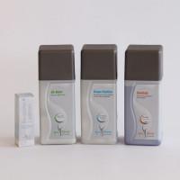 Kit basique de produits d'entretien pour spa au Brome