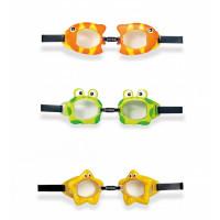Lunettes de plongée enfant Intex Fun