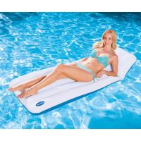 Matelas de piscine gonflable avec oreiller Bestway