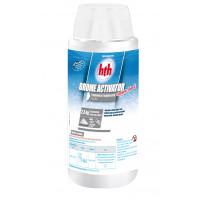 Traitement choc à l'oxygène actif en poudre Brome Activator Oxygen Shock HTH 2,3 kg
