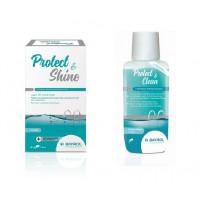 Pack Nettoyant de ligne d'eau Protect & Clean + Clarifiant Protect & Shine Bayrol