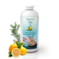 Parfum de Spa à base d'huiles essentielles de Cajeput et de Citron Camylle 1000 ml