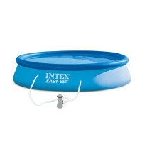 Piscine autoportée Easy set Intex 3.96 x 0.84 m