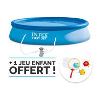 Piscine autoportante Intex Easy Set 4,57 x 0,84 m