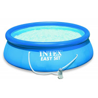 Piscine Easy Set 3.66 x 0.76 m + Epurateur - INTEX
