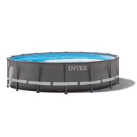 Piscine tubulaire ronde Intex Ultra XTR 4,27 x 1,22m